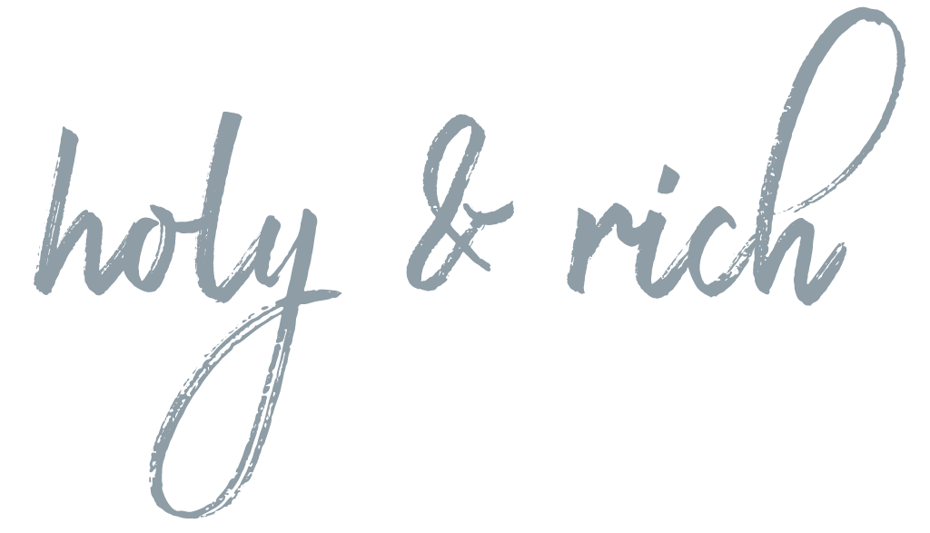 holy & rich